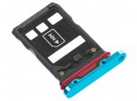 Suport Card - Suport SIM Huawei P30 Pro, Albastru 51661MFE