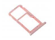 Suport Card - Suport SIM Huawei P20 Lite, Roz 51661HKM
