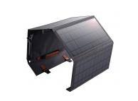 Incarcator Solar Choetech  SC006, 36W, USB / USB Type C (Quick Charge), 4 panouri solare pliabile, Gri