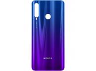 Capac Baterie Huawei Honor 20 lite, Albastru (Phantom Blue), Swap