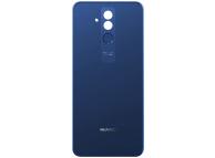 Capac Baterie - Senzor Amprenta Huawei Mate 20 Lite, Albastru, Second Hand