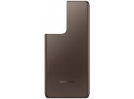 Capac Baterie Samsung Galaxy S21 Ultra 5G, Maro