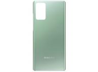 Capac Baterie Samsung Galaxy Note 20 N980, Verde