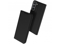 Husa Poliuretan DUX DUCIS Skin Pro pentru Samsung Galaxy S21 FE 5G, Neagra