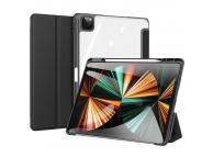 Husa Tableta Piele - Poliuretan DUX DUCIS Toby pentru Apple iPad Pro 12.9 (2021), Neagra