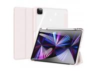 Husa Tableta Piele - Poliuretan DUX DUCIS Toby pentru Apple iPad Air (2020), Roz