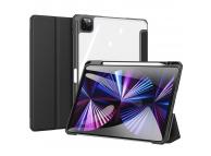 Husa Tableta Piele - Poliuretan DUX DUCIS Toby pentru Apple iPad Air (2020), Neagra