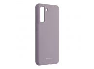 Husa TPU Goospery Mercury Silicone pentru Samsung Galaxy S21 FE 5G, Mov