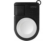 Dock Incarcare UNIQ Cove pentru Apple Watch Series, Magnetic, Negru