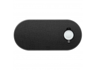 Incarcator Retea Wireless UNIQ Aereo Plus, Quick Charge, 10W, 3in1, Negru