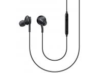 Handsfree Casti In-Ear Samsung AKG, Cu microfon, 3.5 mm, Negru GP-OAU021AMCBW