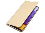 Husa Poliuretan DUX DUCIS Skin Pro pentru Samsung Galaxy A22 5G, Aurie