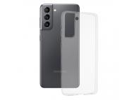 Husa TPU OEM Slim pentru Samsung Galaxy S21 FE 5G, Transparenta
