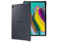 Husa Tableta Poliuretan Samsung Galaxy Tab S5e, Slim Cover, EF-IT720CB, Neagra, Swap
