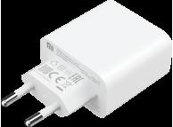 Incarcator Retea USB Xiaomi, Quick Charge, 33W, 1 X USB - 1 X USB Tip-C, Alb BHR4996GL