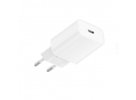Incarcator Retea USB Xiaomi, Quick Charge, 20W, 1 X USB Tip-C, Alb BHR4927GL