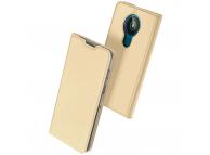 Husa Poliuretan DUX DUCIS Skin Pro pentru Nokia 1.4, Aurie