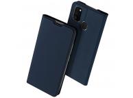 Husa Poliuretan DUX DUCIS Skin Pro pentru Samsung Galaxy M21 / Samsung Galaxy M30s, Bleumarin