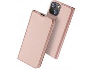 Husa Poliuretan DUX DUCIS Skin Pro pentru Apple iPhone 13 mini, Roz