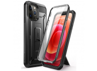 Husa Plastic - TPU Supcase UNICORN BEETLE pentru Apple iPhone 13 Pro Max, Neagra
