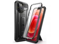 Husa Plastic - TPU Supcase UNICORN BEETLE pentru Apple iPhone 13 Pro, Neagra