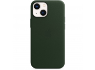 Husa Piele Apple iPhone 13, MagSafe, Verde MM173ZM/A