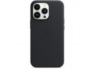 Husa Piele Apple iPhone 13 Pro, MagSafe, Neagra MM1H3ZM/A