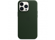 Husa Piele Apple iPhone 13 Pro Max, MagSafe, Verde MM1Q3ZM/A