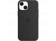 Husa TPU Apple iPhone 13 mini, MagSafe, Neagra MM223ZM/A