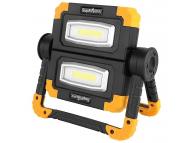 Lanterna LED SupFire G7, Tip Proiector, Pliabila, 1600lm, 5000mAh, Neagra