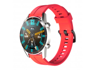 Curea Ceas OEM pentru Huawei Watch GT / Huawei Watch GT 2 Pro, Rosie