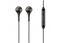 Handsfree Casti In-Ear Samsung, 3.5mm, Cu microfon, Negru, Resigilat EO-IG935BBEGWW