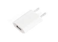 Adaptor priza USB Apple iPhone 5 1A alb