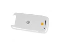 Capac baterie Motorola GLEAM+ alb Swap Orange