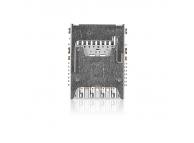 Modul cititor SIM si card MicroSD LG G3