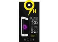 Folie Protectie ecran antisoc HTC One (M8) Tempered Glass Blueline Blister