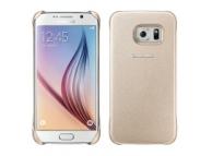 Husa plastic Samsung Galaxy S6 G920 EF-YG920BF aurie Blister Originala