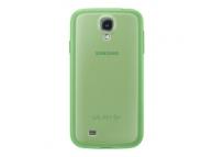 Husa plastic Samsung I9500 Galaxy S4 EF-PI950BG verde Blister Originala