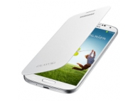 Husa Samsung I9500 Galaxy S4 EF-FI950BWEGWW alba Blister Originala