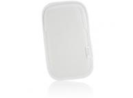 Husa piele HTC PO S491 alba Originala