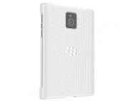 Husa plastic BlackBerry Passport ACC-59523-002 alba Blister Originala