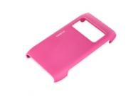 Husa plastic Nokia N8 roz Blister Originala