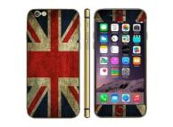 Kit personalizare telefon Apple iPhone 6 UK Flag
