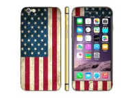Kit personalizare telefon Apple iPhone 6s US Flag