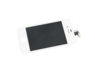 Display cu touchscreen si rama Apple iPhone 4S alb