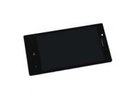 Display cu touchscreen si rama Nokia Lumia 720
