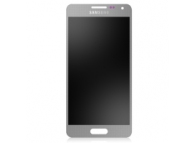 Display cu touchscreen Samsung Galaxy Alpha G850 argintiu