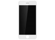 Display cu touchscreen si rama Apple iPhone 6 Plus alb
