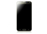 Display cu touchscreen Samsung Galaxy S5 G900 auriu