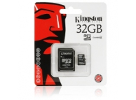 Card memorie Kingston MicroSDHC 32Gb SDC4/32GB Blister